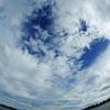 瑞ヶ池の空