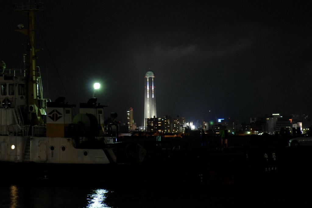 海峡夢タワー
