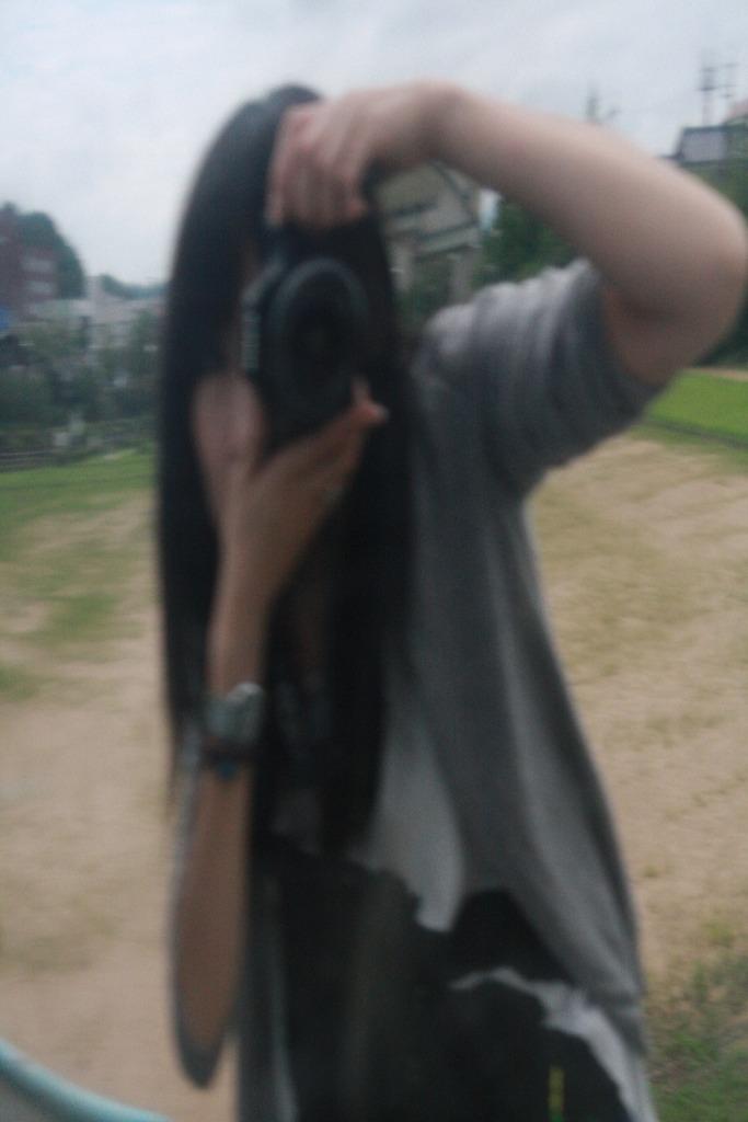 あたしとカメラ