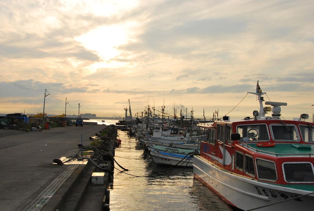 漁師の就寝時間
