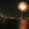 横浜開港祭花火2