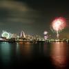 横浜開港祭花火1