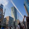 BlueImpulse over TOKYO 2014