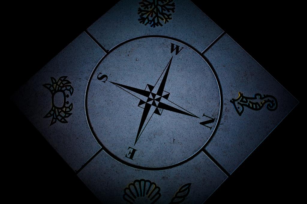 ground compass