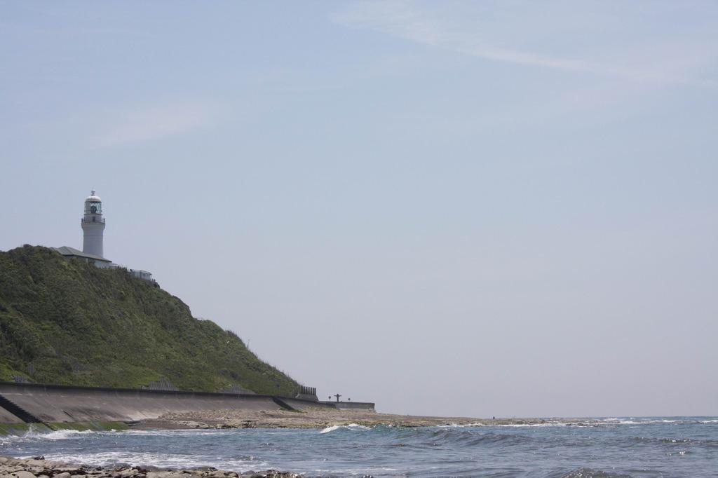 御前崎灯台③
