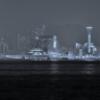 「夜霧に咽ぶハーバーランド」