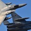 F-15J 機動飛行訓練 築城基地第304飛行隊 2014