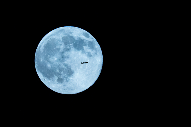Fly Me to the Bluemoon