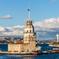 海峡のラウンドマーク乙女の塔