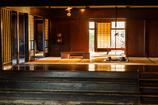 奈良邸・上がり框