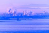 秋田湾の朝 Ⅱ