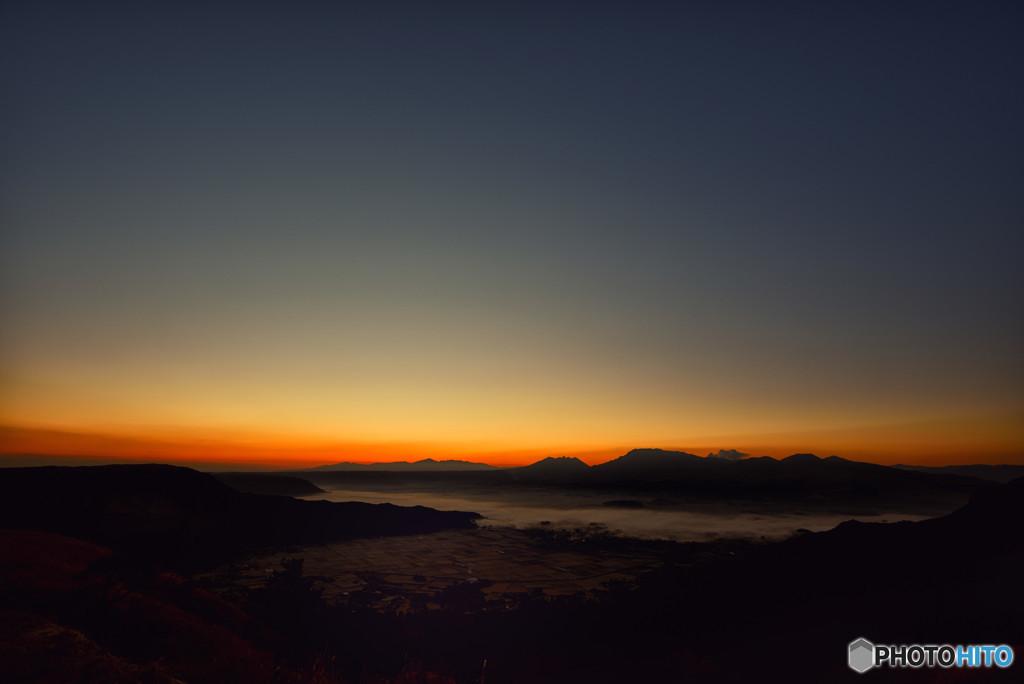 夜明け前~ときめきの瞬間