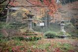 晩秋の横蔵寺 15