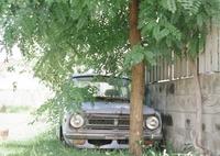 PENTAX 67で撮影した(junk car)の写真(画像)