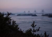 NIKON NIKON D7200で撮影した(瀬戸内の夜明け)の写真(画像)