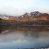 初冬の鏡池1