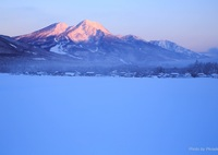 CANON Canon EOS 6Dで撮影した(朝焼けの妙高)の写真(画像)