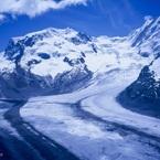 中年登山隊のスイスアルプス風雪流れ旅8
