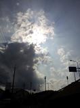 2016/10/18_平城山の天使の梯子
