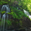 吐竜の滝(山梨県)