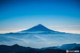 山展望 富士