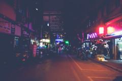 shanghai back street