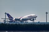 タイ国際航空 A380記念機 ①