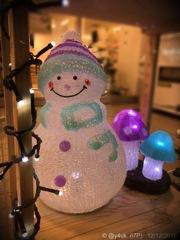 Smile Snowman 〜きのこたちとの夜