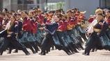 京炎そでふれ志舞踊さん「神戸アライブ2015より」