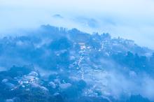 霧の吉野山