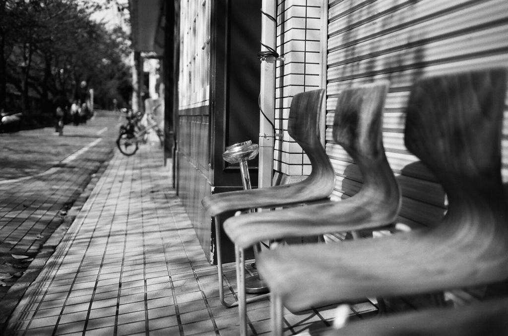 上目黒の椅子