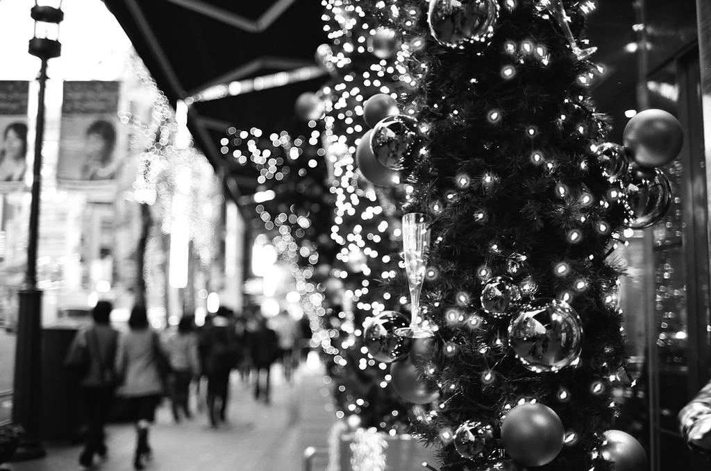 クリスマスの渋谷