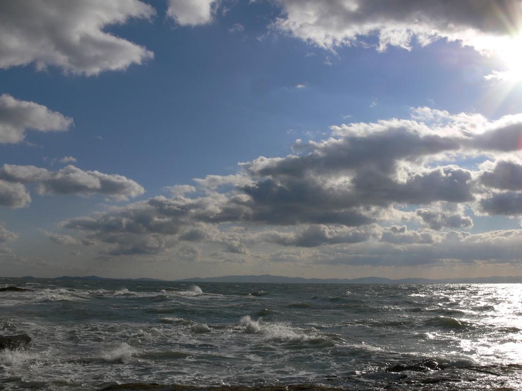 風 波 空 海