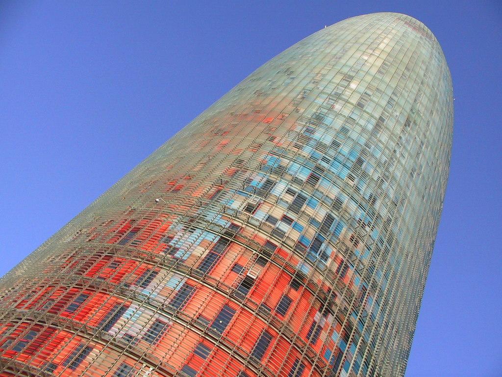 色が変わるタワー(2)