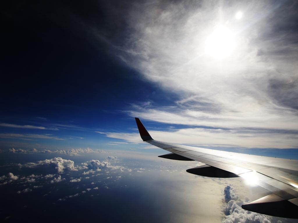 ノースウェストの翼