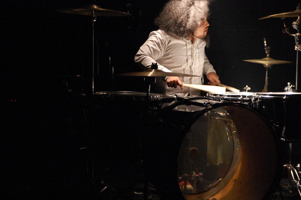 I'm Drummer