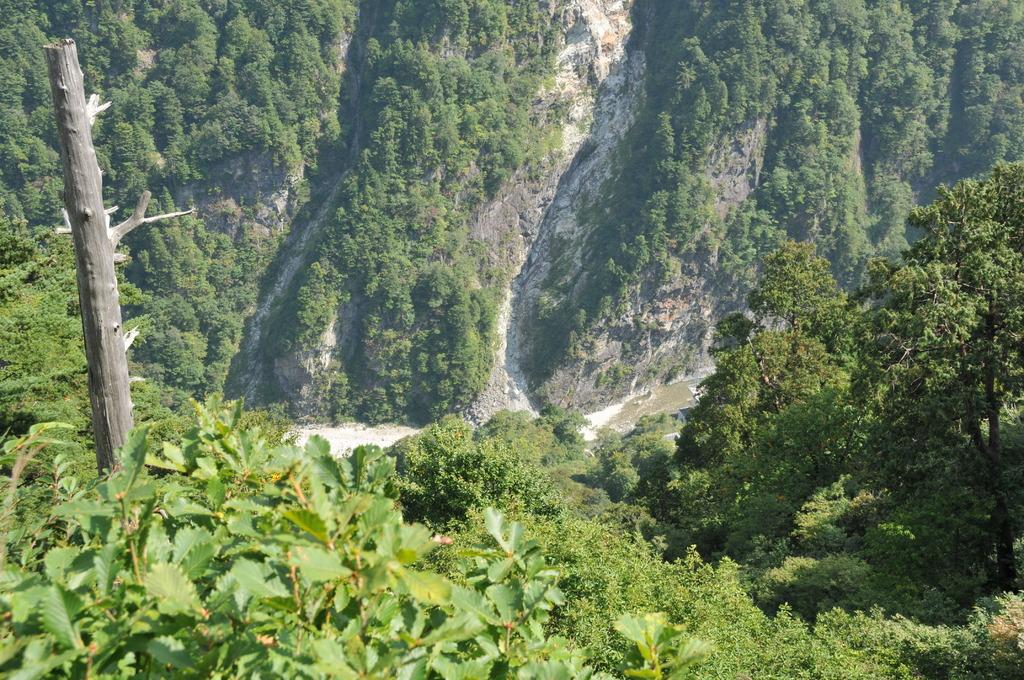 裏剱岳 山行29