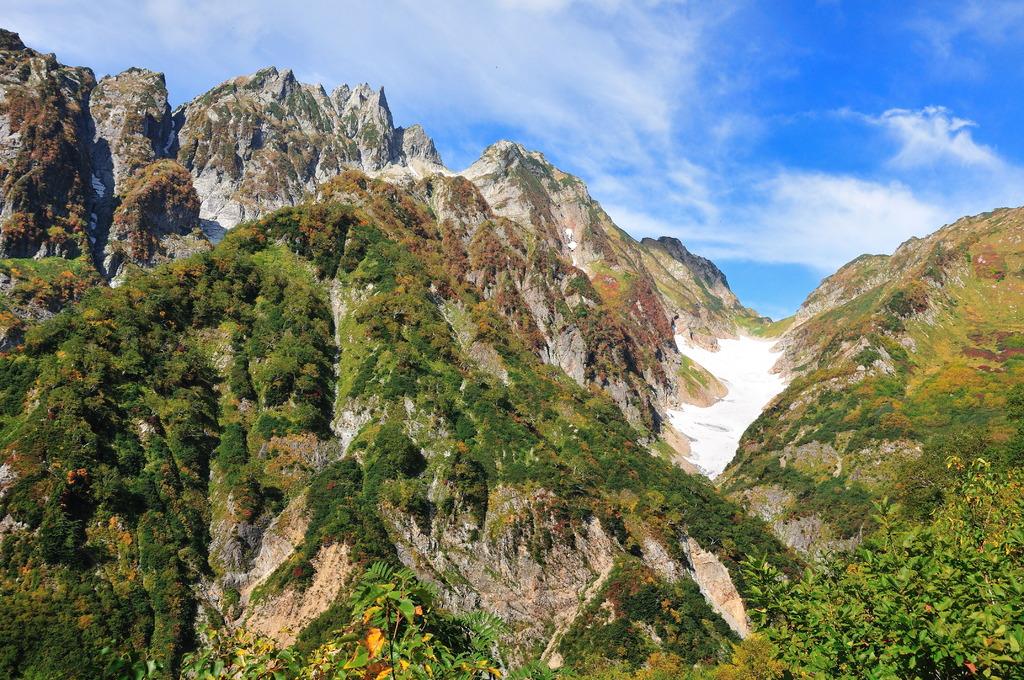 裏剱岳 山行10