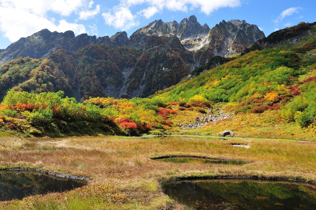裏剱岳 山行14
