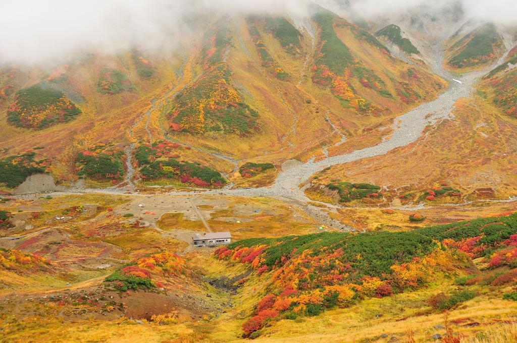 裏剱岳 山行01