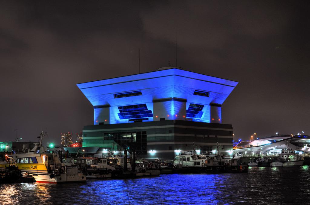 大桟橋 HDR