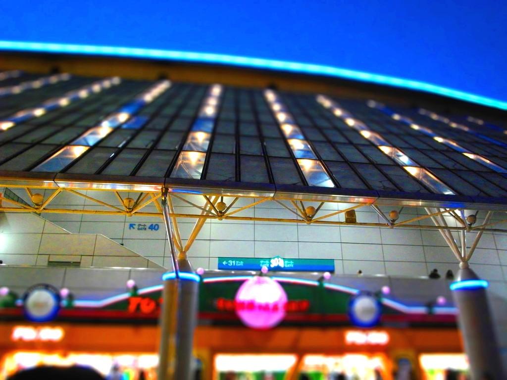 東京ドーム by tiltshiftmaker