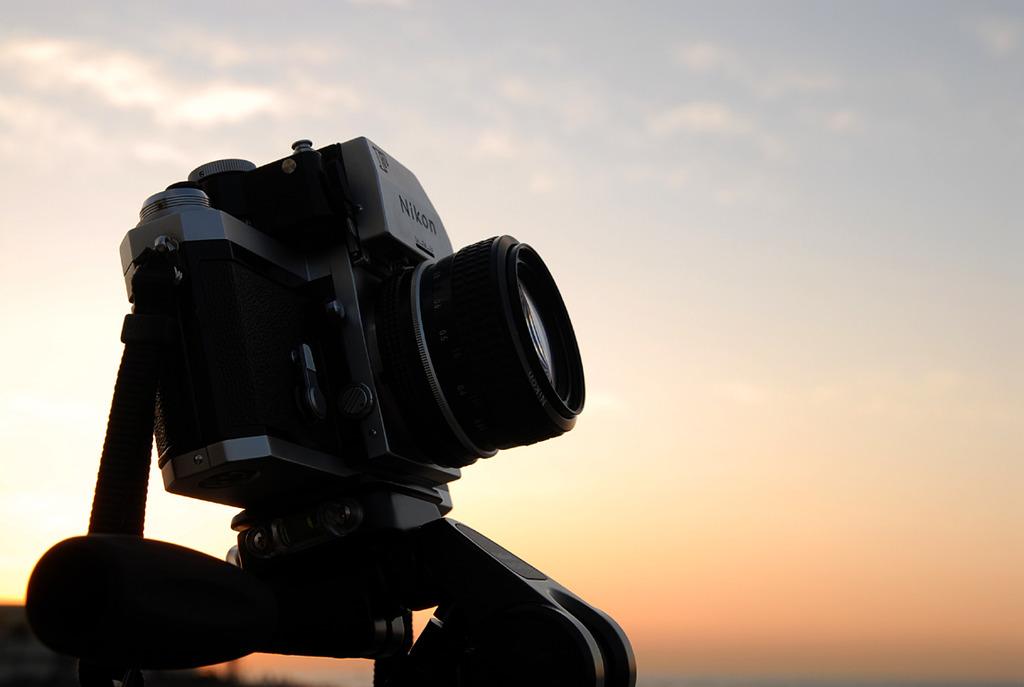 Nikon photomic FTn