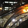 夜の天神橋