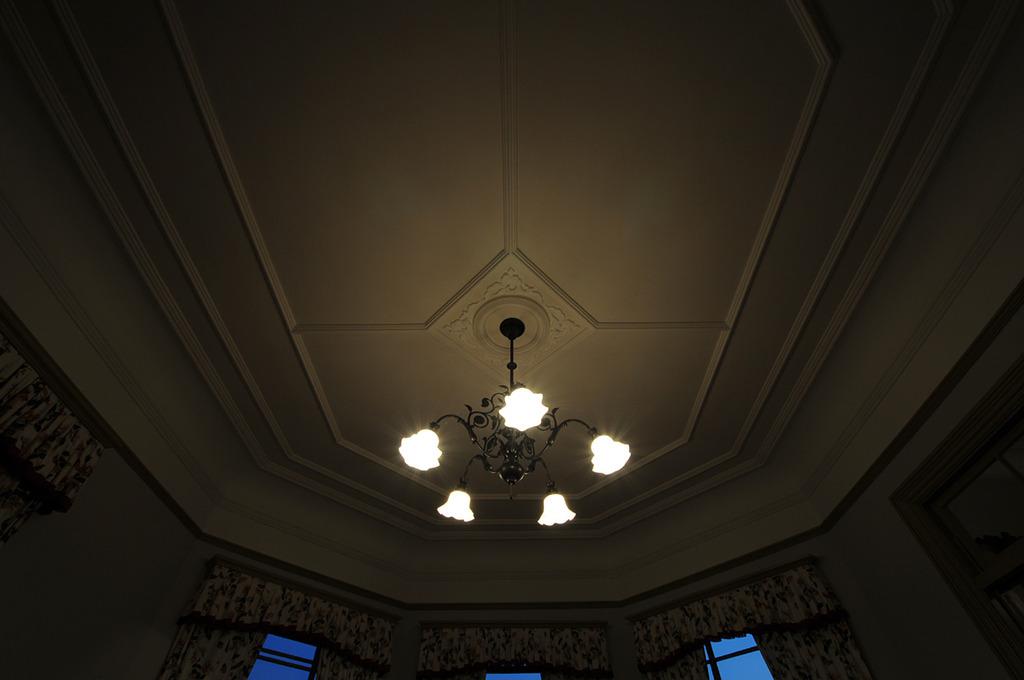 天井のグラデーション