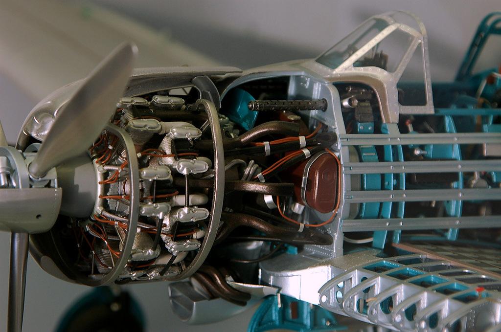 空冷星型14気筒