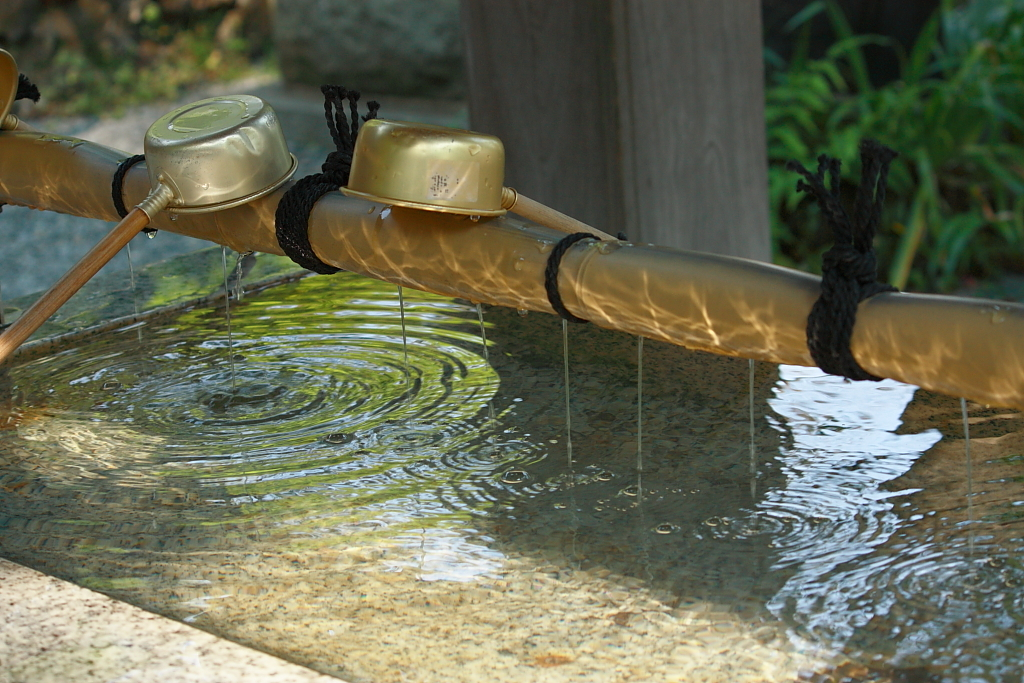 水と光の響き