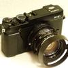 Fujifilm X-E1 + Nokton Classic 35mm F1.4