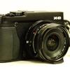 Fujifilm X-E1 + SWH 15mm II