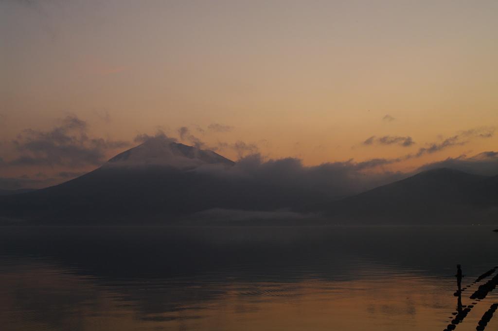 支笏湖・恵庭岳